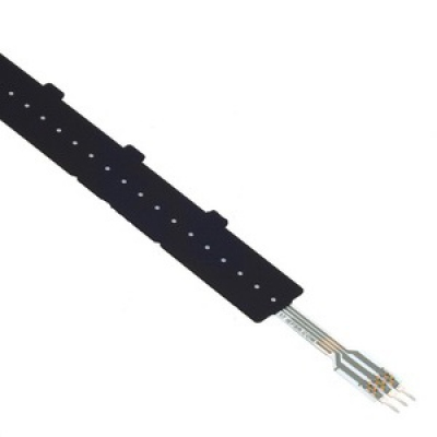 Force-Sensing Linear Potentiometer: 4.0″×0.4″ Strip, Customizable Length