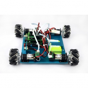 4WD 60mm Mecanum wheel arduino robot kit (with electronics)