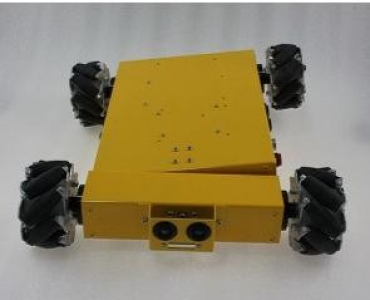 Mecanum Wheel Robot Kits (CALL FOR PRICE)