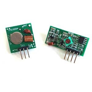 315Mhz RF TRANSMITTER AND RECEIVER KIT