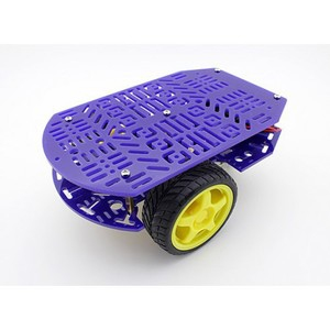 Magician Chassis with plastic material
