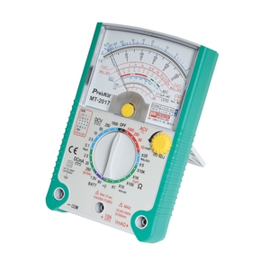 Pro'skit Analog Multimeter MT-2017