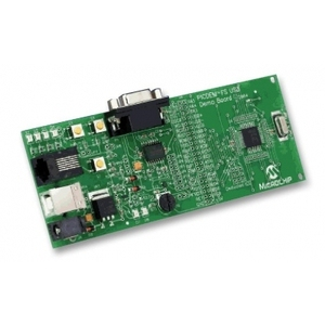MICROCHIP  DM163025  PICDEM, PIC18F4550, FS USB, DEMO BOARD