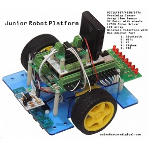 Junior Mobile Robot Kit