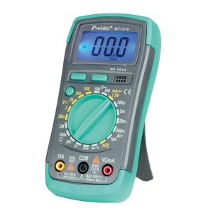 Pro's Kit Multimeter MT-1210