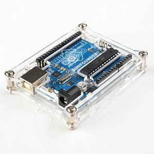 Transparent Acrylic Shell Box For Arduino UNO R3