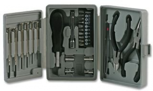 DURATOOL D00197 TOOL KIT MINI 25PCS TOOL KIT