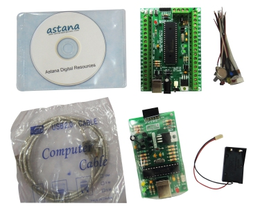PIC Microcontroller Junior Pack