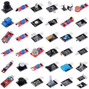 37 In 1 Sensor Modules DIY Kit Set For Arduino