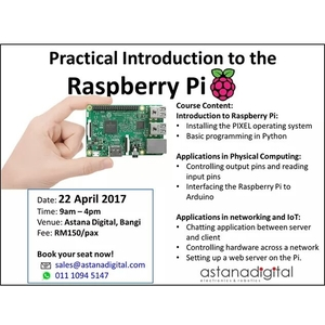 Practical Introduction To The Raspberry Pi