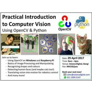 Practical Introduction To Computer Vision